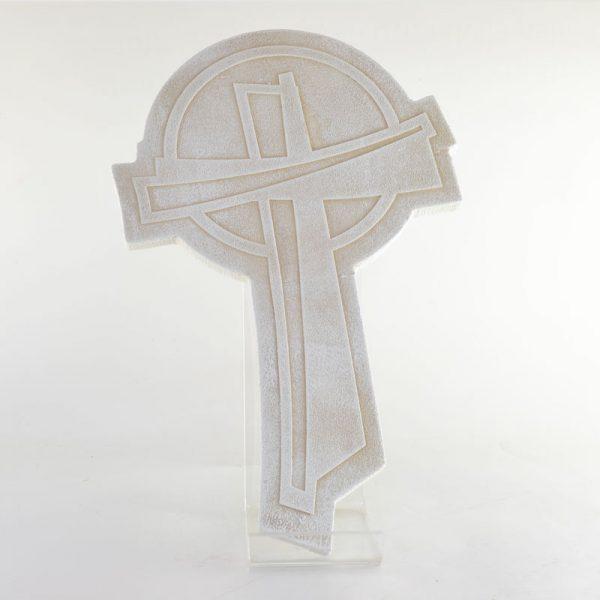 crocifisso in legno da appendere